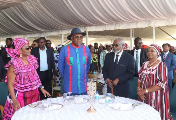 Founding President Nujoma venerated as an icon