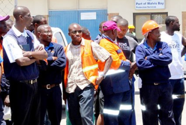 Security measures intensified as Namport fires 86 employees