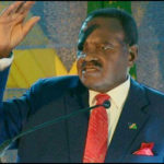 Former Vice President Iyambo will be interred at Heroes Acre