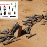 'Carrying unexploded ordnance is carrying death', says Itumba