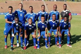 Namibia thrashes Mozambique in Cosafa qualifier