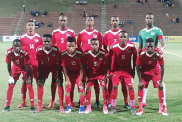 Namibia suffers first defeat at Cosafa Cup