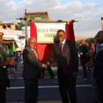 Street in Windhoek renamed after Father of Tanzanian Nation