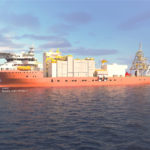 New vessel will represent the largest ever investment in the history of marine diamond recovery