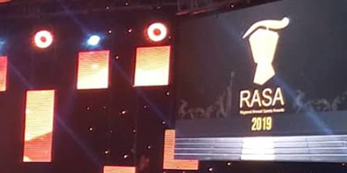 Semenya crowned as RASA queen