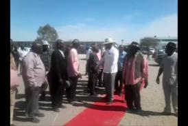 Thousands welcome Ondonga Prince