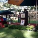 Hundreds gather to say emotional farewell to Dr. Iyambo