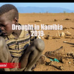 Drought in Namibia 2019