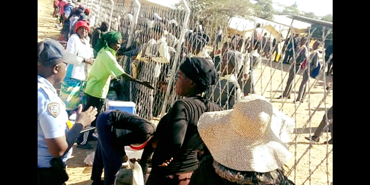 Vendors are warned not to sell rotten food