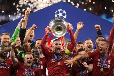 Liverpool wins sixth European crown