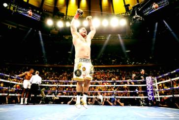 Underdog Ruiz shocks the boxing world