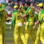 Australia strolls to comfortable victory