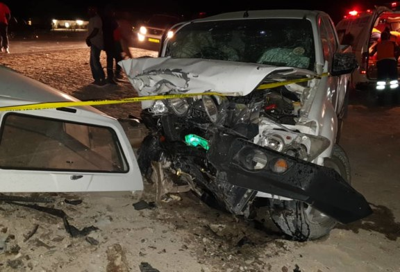 Four people killed in two accidents