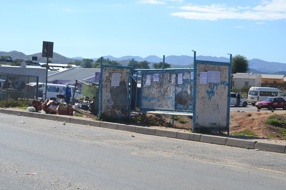 Bus stops a concern to citizens