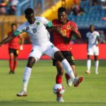 Angola gets another draw