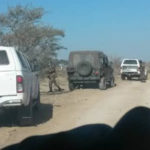 Farmers threatened with guns while herding