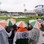 India, New Zealand share points after another washout