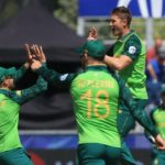 Sri Lanka's semi-final hopes dashed by South Africa