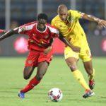 Benin versus Guinea Bissau match also ends in a draw