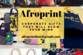 Afroprint – Corporate items