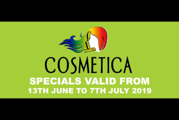 Cosmetica – 13 June  to 7 July 2019