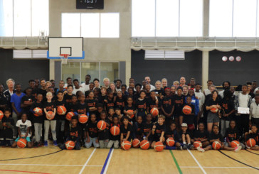 DHPS successfully hosted basketball camp
