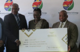 Mining SOEs donate N$35 million for drought relief