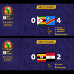 DRC ends third in Group A despite victory over Zimbabwe