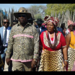 Coronation changes the status of the Onambango Village