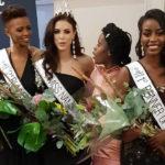 Nadja Breytenbach crowned as Miss Namibia 2019