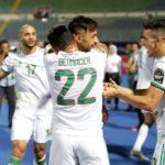 Algeria through to AFCON quarterfinals