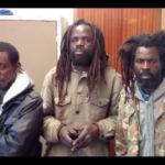 Three arrested for dagga possession