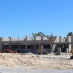 Education building project unfinished