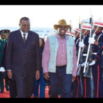 President officiates at Ghanzi Agricultural Show