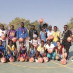 Basketball traininggoes Northern