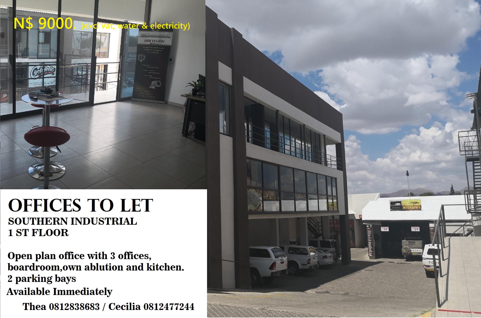 Sky Estate Office - To Let