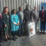 Russian Federation donates to feeding program