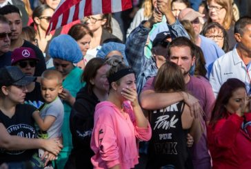 Thirty killed in two separate mass shootings
