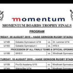 Momentum Schools Rugby will showcase final showdown