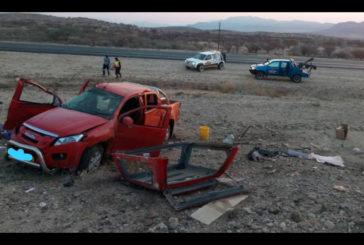 Toddler dies tragically in car crash
