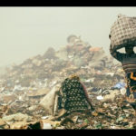 Rubbish dump workers discover body of new born baby