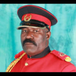 Sergeant Major of the NDF passes on
