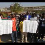 'Struggle Kids' demand veteran status