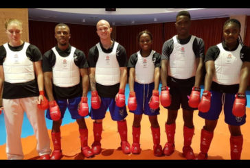 Namibia Karate Team ready for 12th African Games