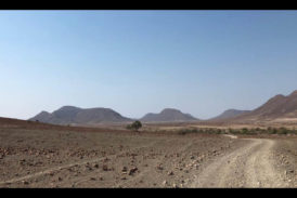 Dry and dusty conditions for tourists
