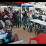 Business slow at Ongwediva Annual Trade Fair