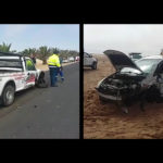 Shortcuts turns entrance road to Walvis Bay into a danger zone