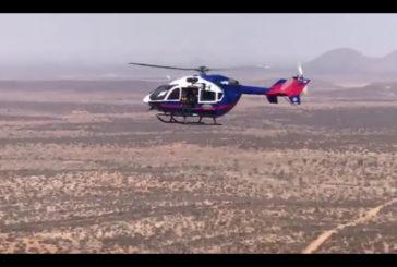 Nampol chopper called to rescue tourist
