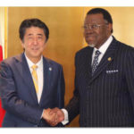 Japan commits to Namibian education