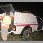 Police hunts for killer driver